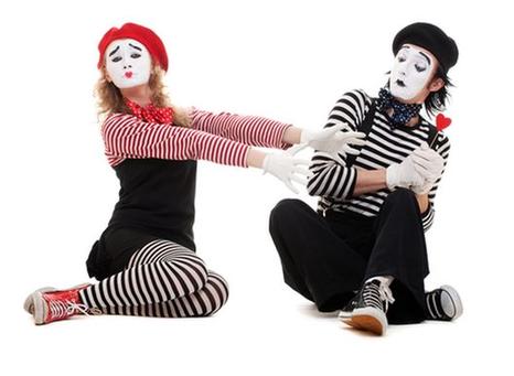 Картинки по запросу пантомима